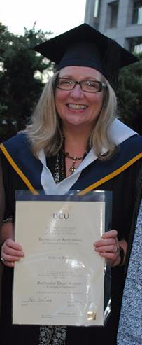 DCU Graduation
