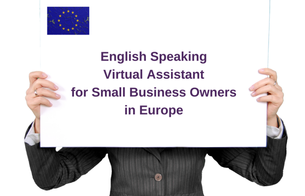 Gillian B Virtual Assistant for Small Business Owners in Europe