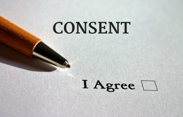 Consent Gdpr